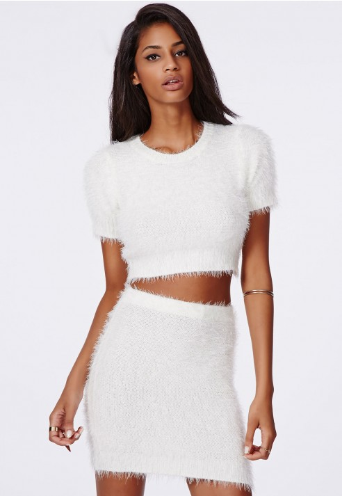 a97094385e578c Cropped Jumpers Women S Knitted Crop Tops Missguided - OneLetter.CO