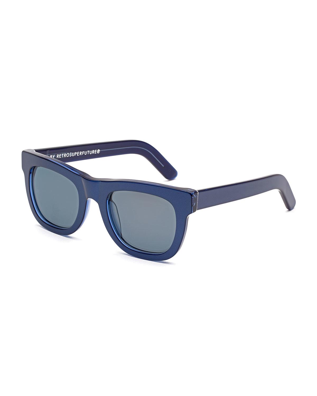 a618d99992b7 Lyst - Retrosuperfuture Ciccio Square Sunglasses in Blue for Men