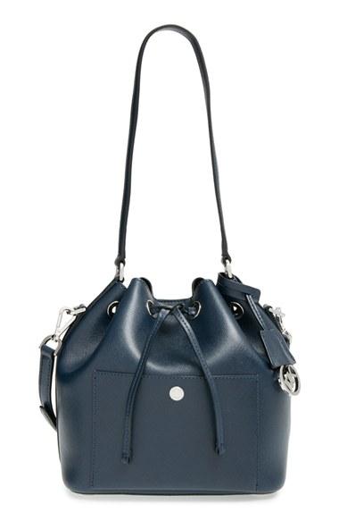 cca25d7a6cfcc MICHAEL Michael Kors 'medium Greenwich' Bucket Bag in Blue - Lyst