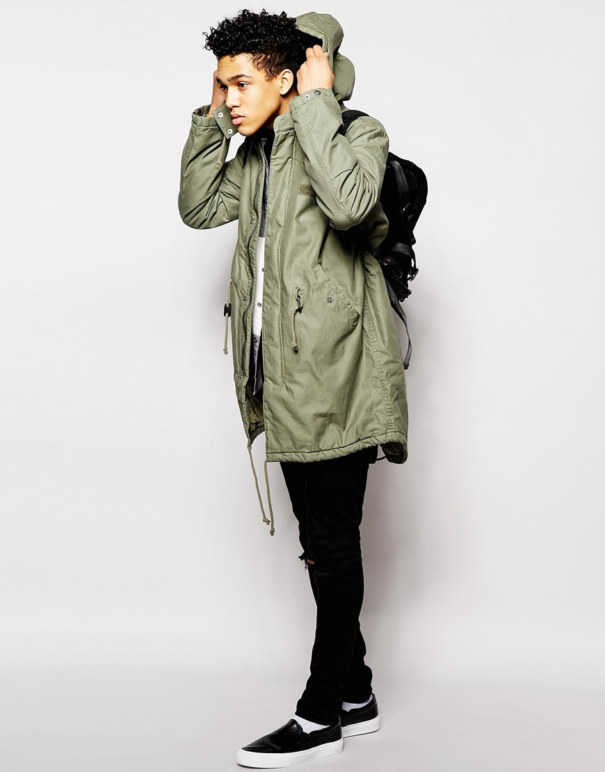 Cheap Parka Jackets
