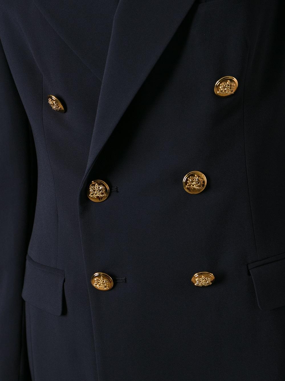 Ralph lauren jacket buttons