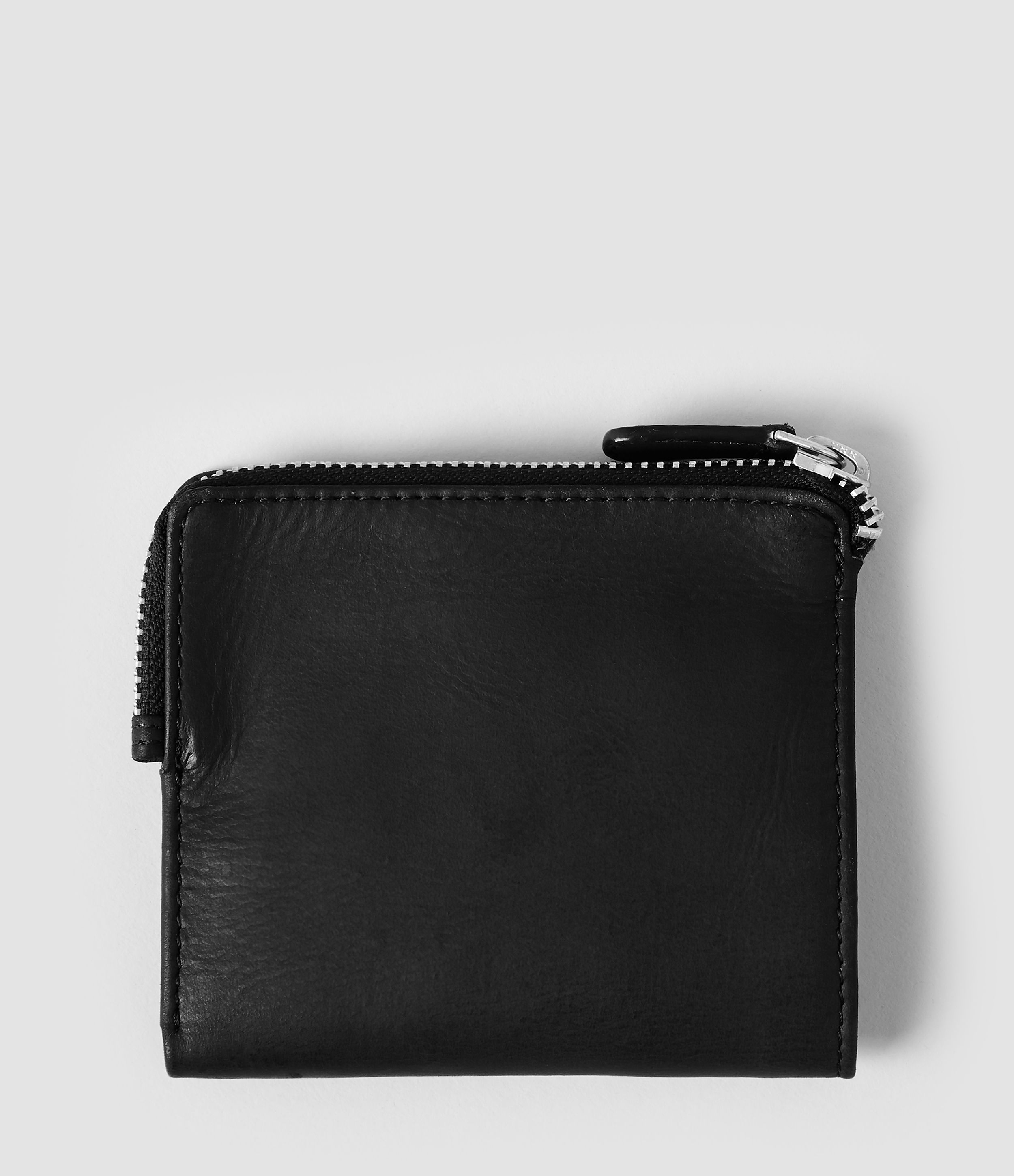 Lyst Allsaints Cleat Wallet Usa Usa In Black For Men