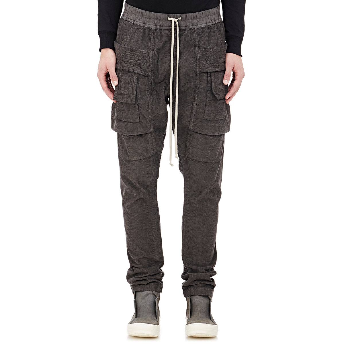 127f7a9e338 Lyst - DRKSHDW by Rick Owens Creatch Cargo Pants in Gray for Men
