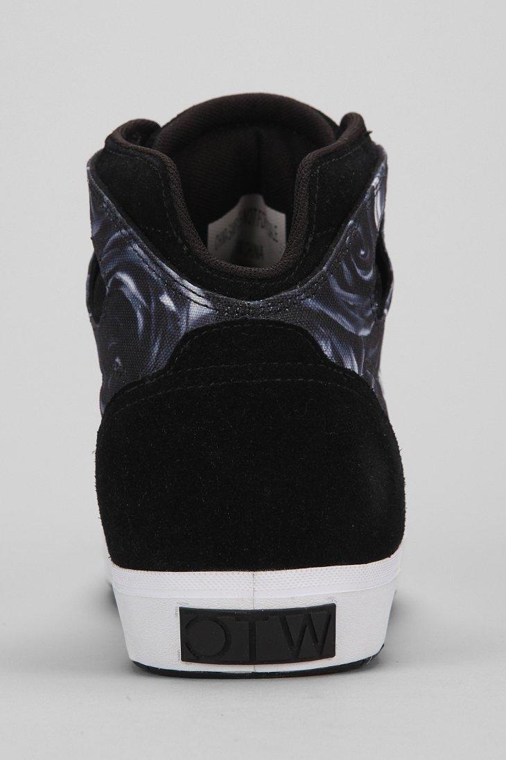 10735c8a1c Lyst - Vans Otw By Bushwick Rose Mens Sneaker in Black for Men