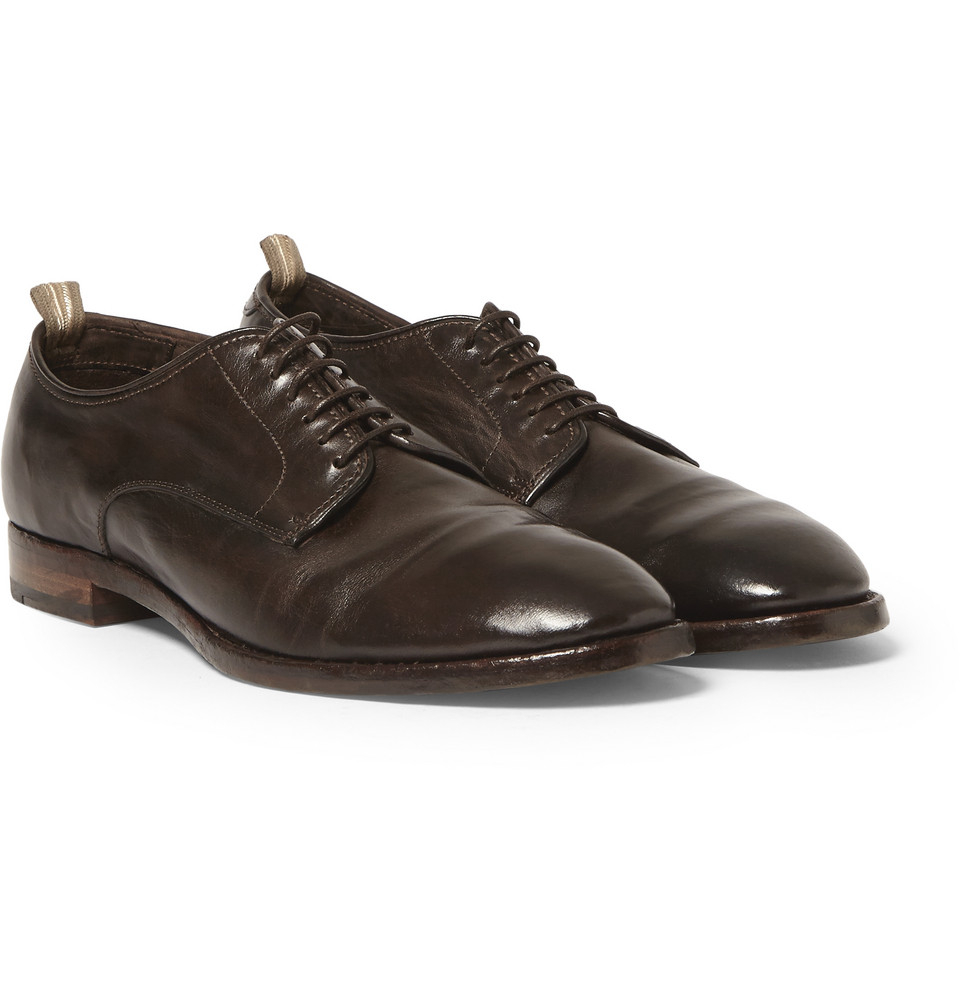 Officine Creative Princeton Canyon brogues looking for online ICCM3X