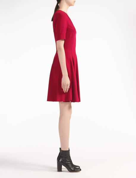 Ruby Red Dresses Alex Dress in Ruby in Red