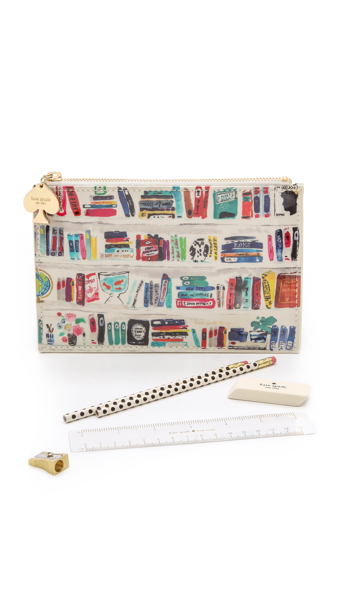 Kate Spade Bookshelf Iphone Case