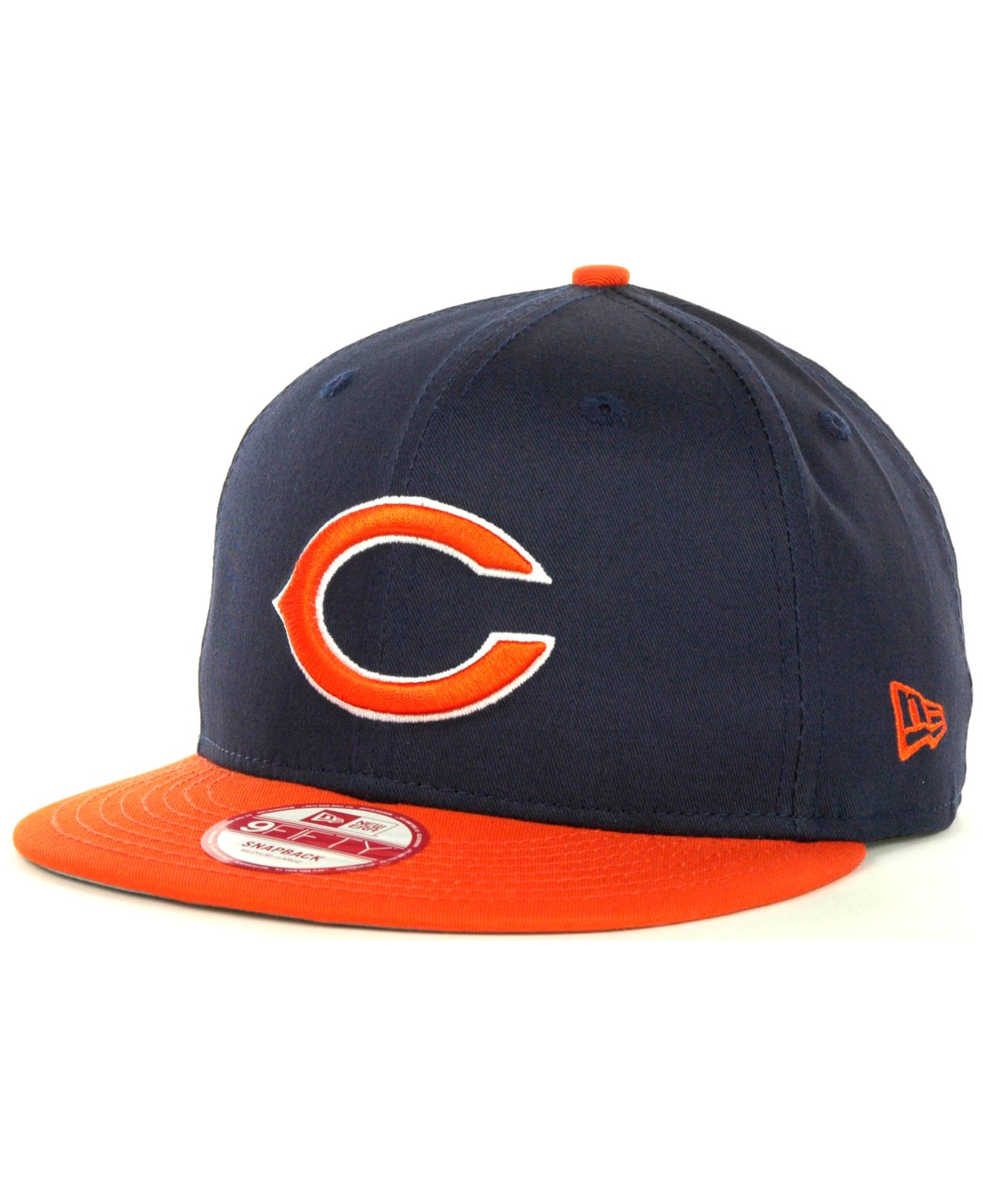 7342265329c Lyst - KTZ Chicago Bears 9fifty Snapback Hat in Orange for Men