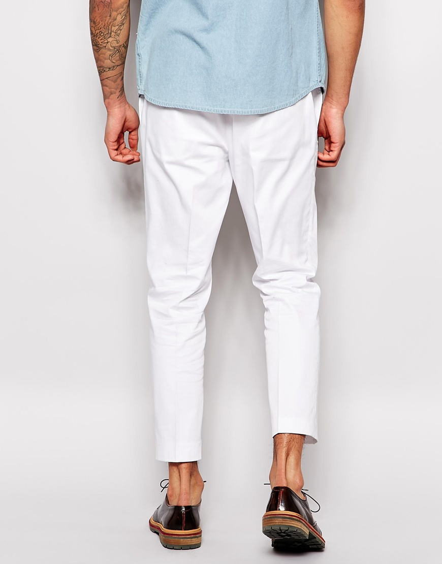 Shop for ladies white trousers at shopnow-bqimqrqk.tk Next day delivery and free returns available. s of products online. Buy women's white trousers now!