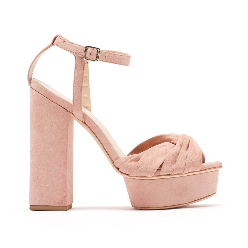Loeffler Randall Platform Suede Sandals cheap 100% guaranteed outlet low shipping outlet low shipping fee good selling online 6HVZOx