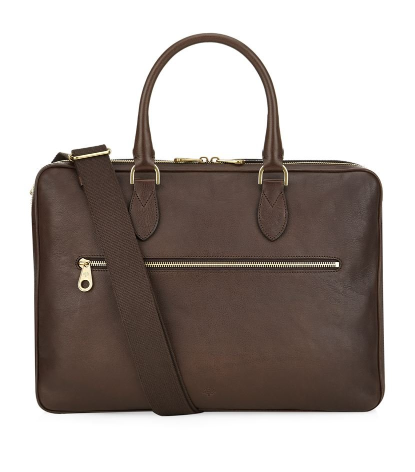 6c329da3e30a6 ... france mulberry heathcliffe natural leather briefcase in brown for men  lyst fff57 3579c ...