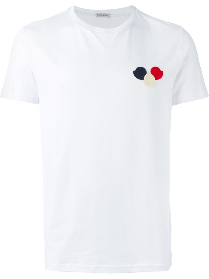 tee shirt moncler