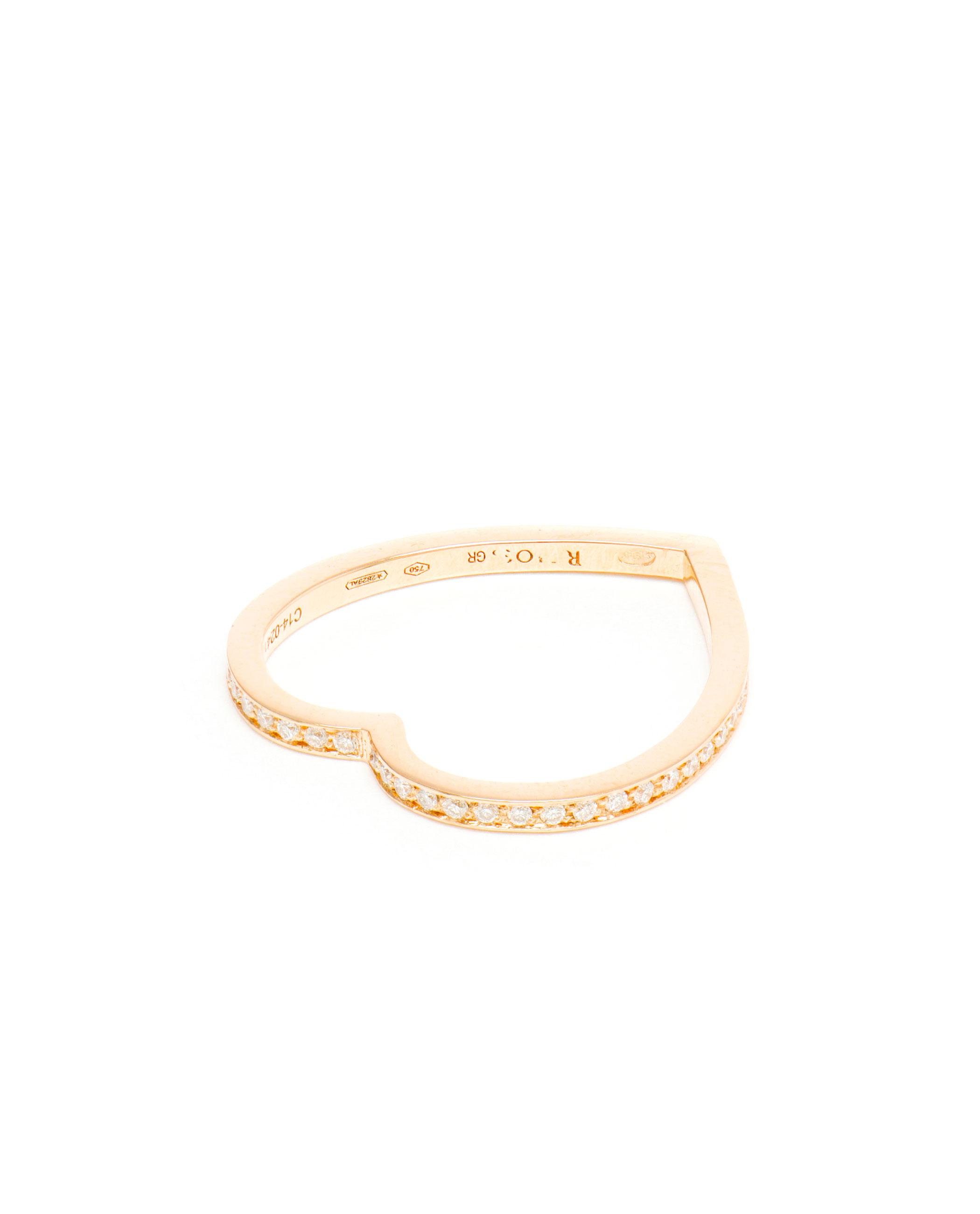 Repossi Heart Ring