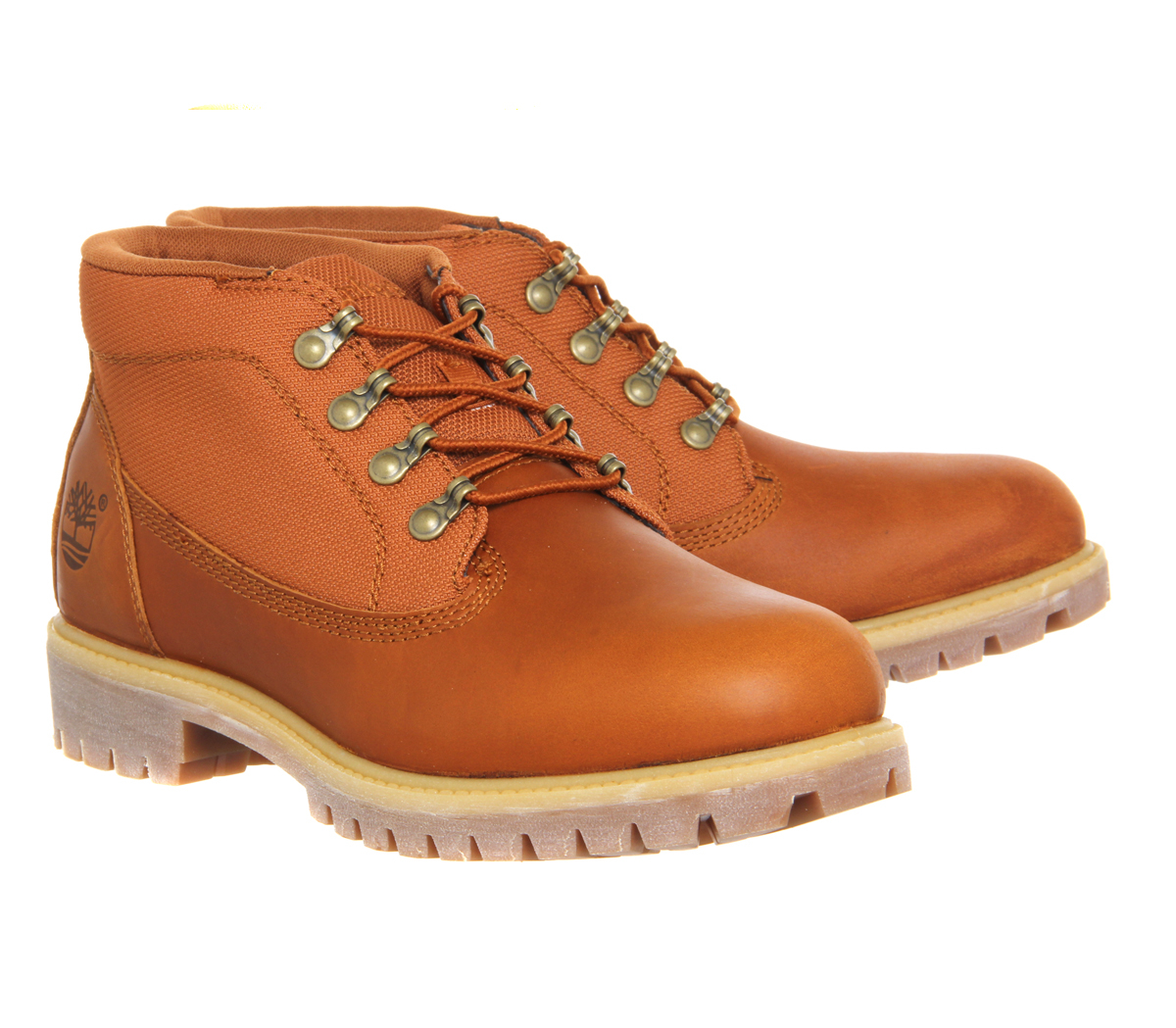 Timberland Campsite Chukka Boots Exclusive in Brown for ...