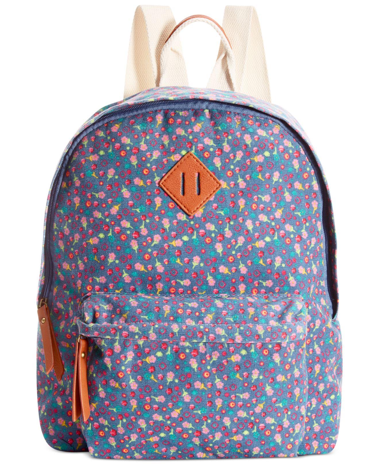 Madden girl Bklass Backpack in Blue | Lyst