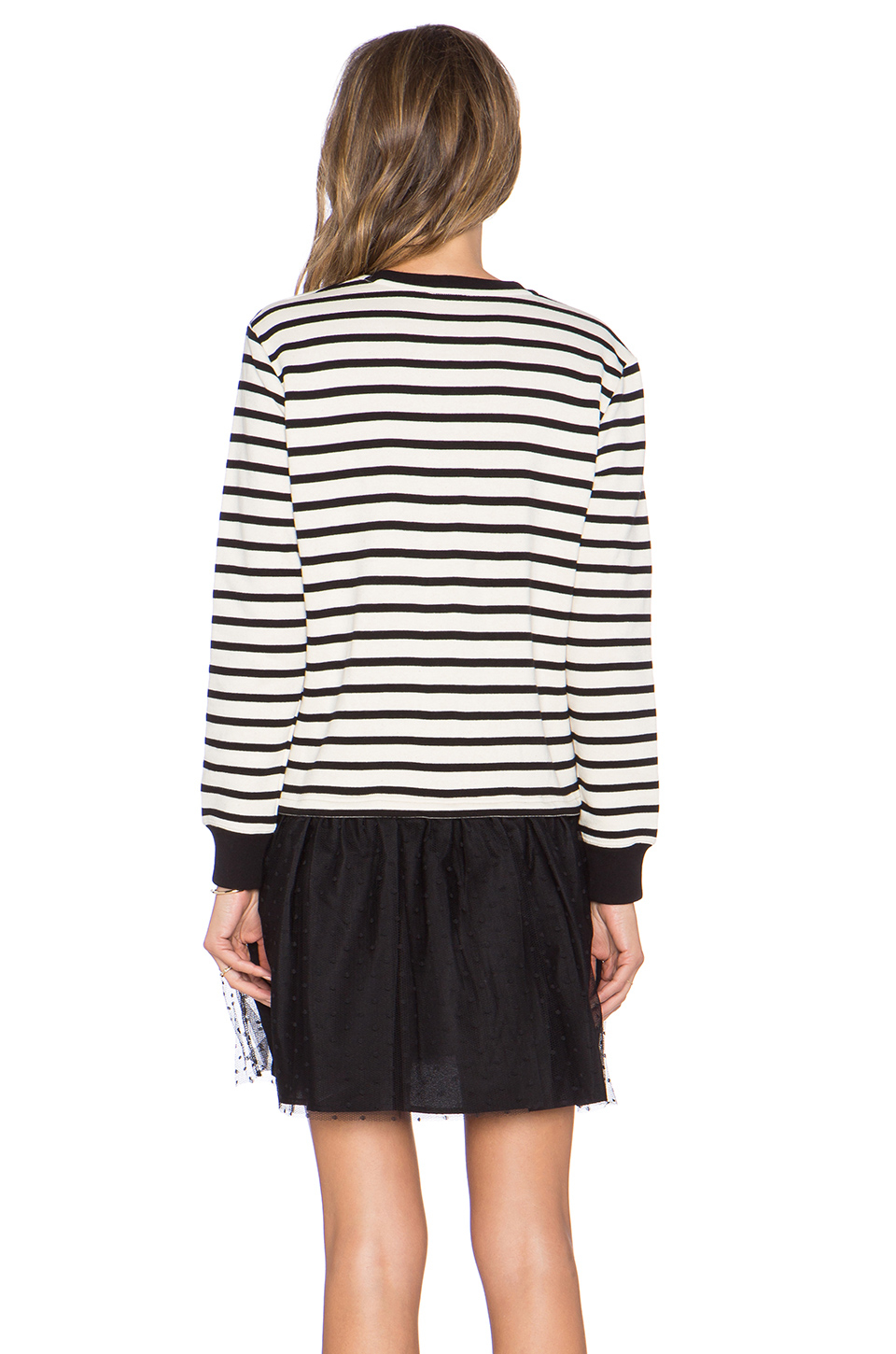 Shop affordable, unique black and white striped sweater dress designed by top fashion designers worldwide. Discover more latest collections of Dresses at 440v.cf