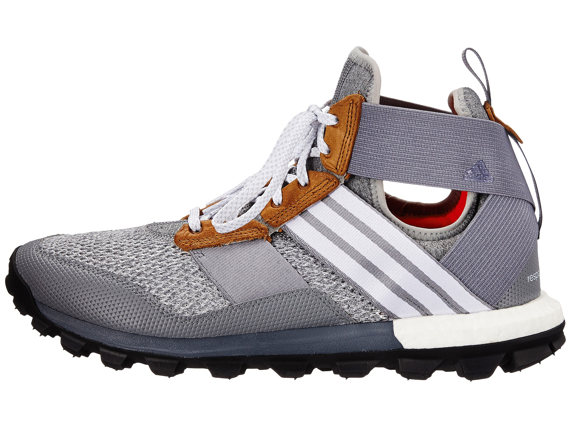 c78a482af554f Lyst - adidas Response Trail Boost Boot in Gray for Men
