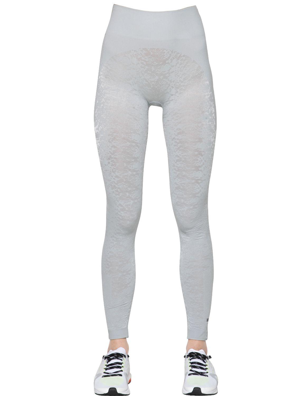 Adidas By Stella Mccartney Yoga Essentials Seamless