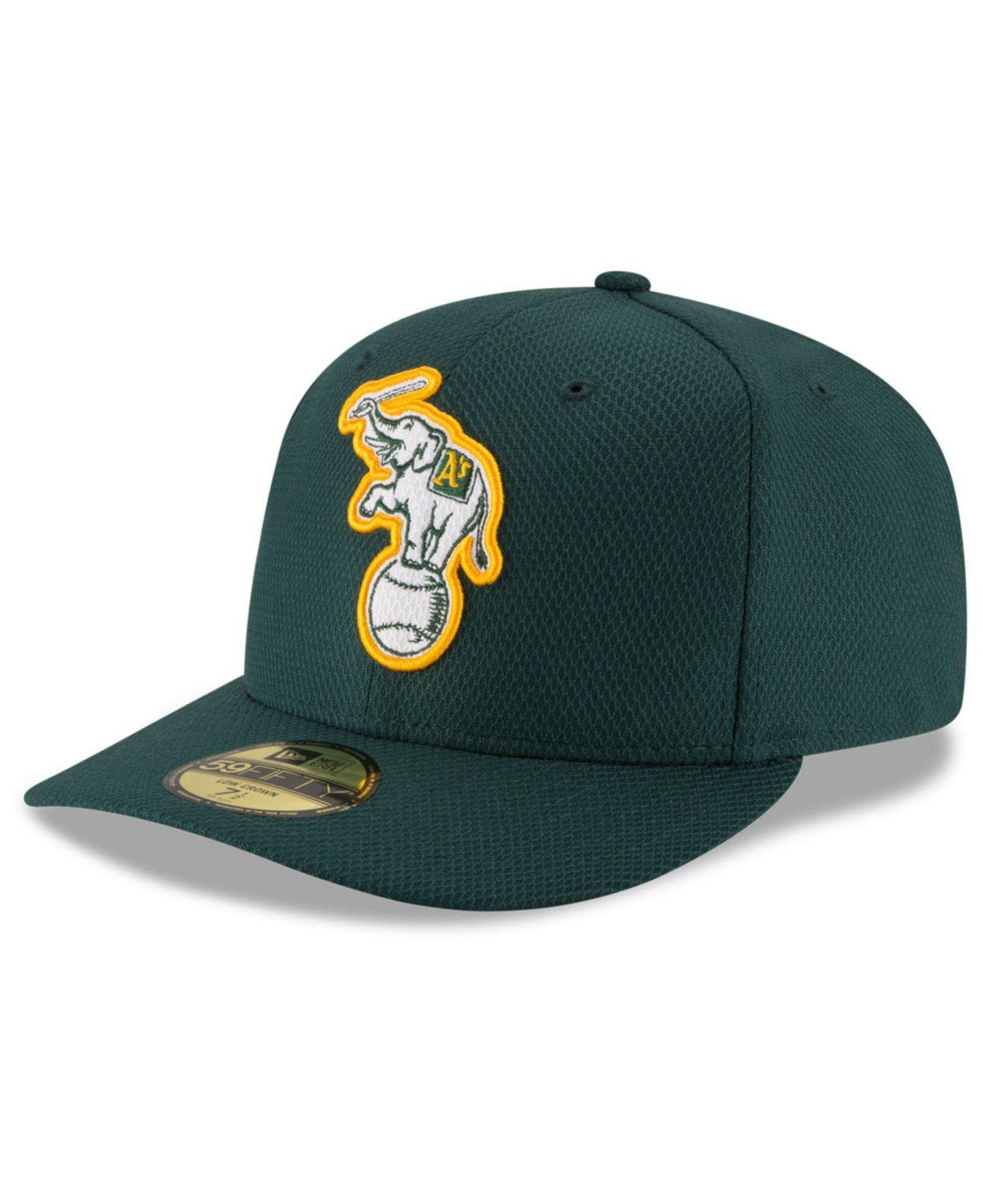 Oakland Athletics New Era 59fifty