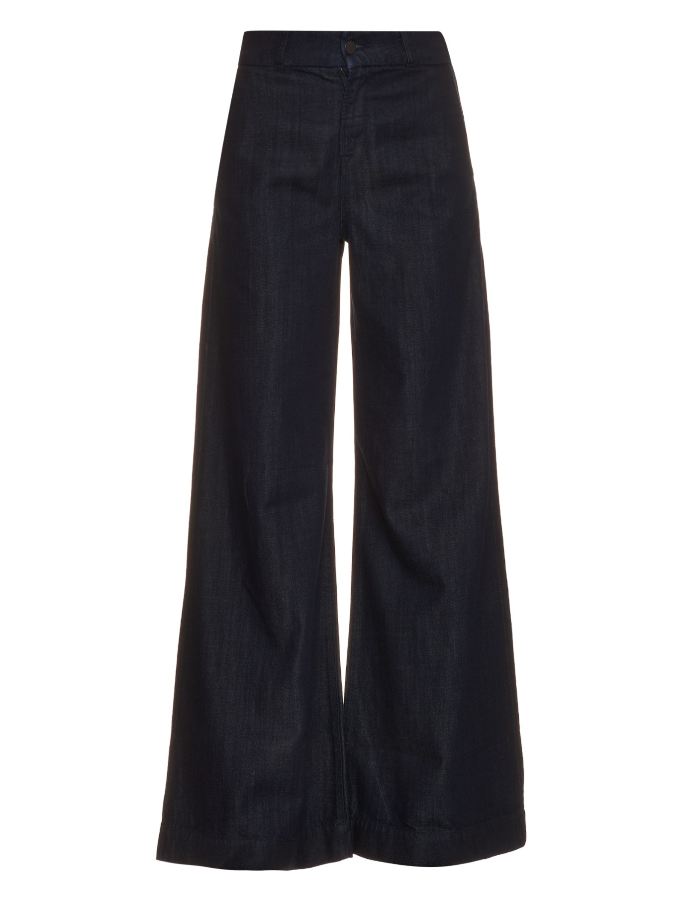 J brand Melody High-rise Wide-leg Flared Jeans in Blue | Lyst
