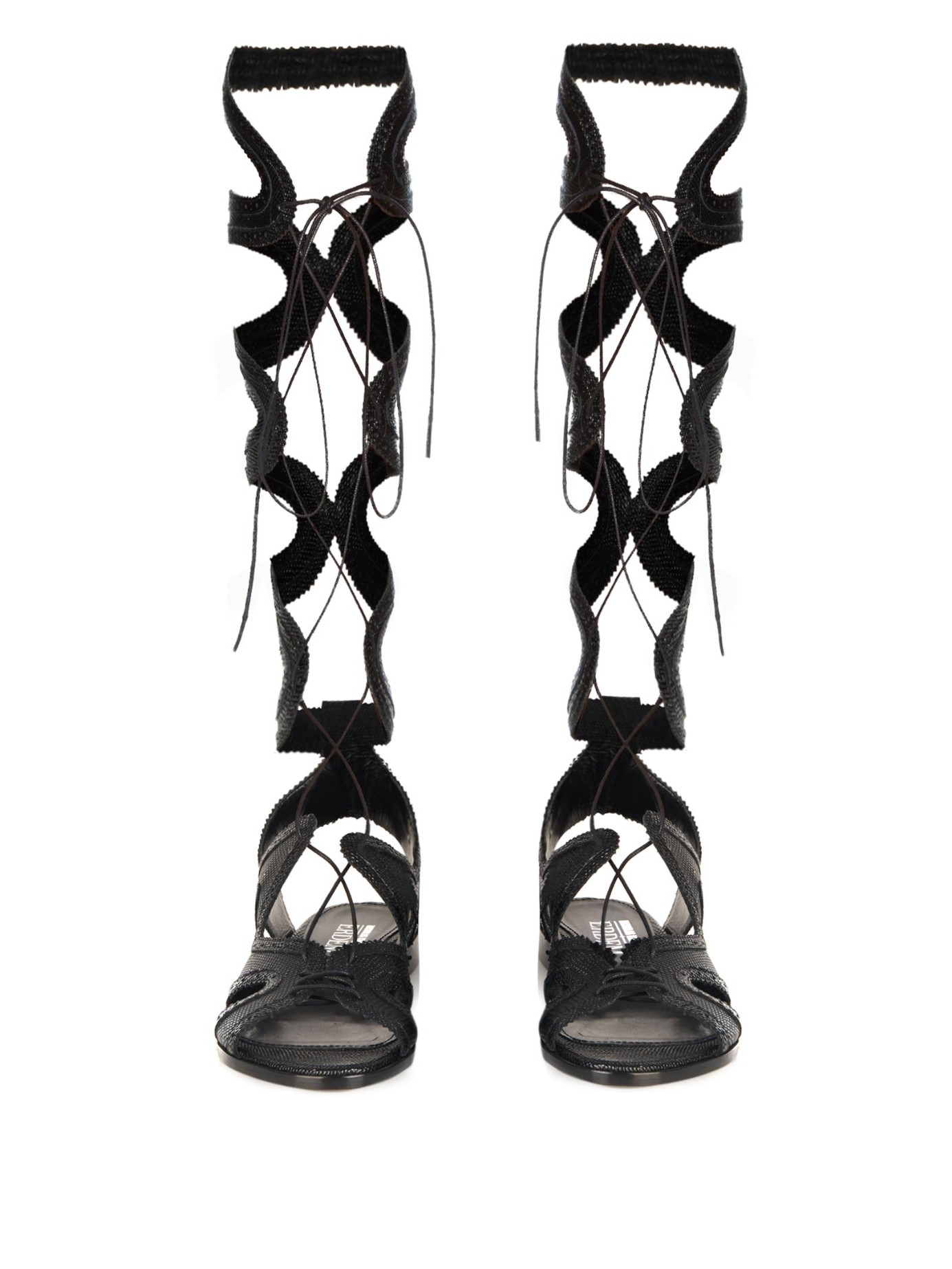 Enjoy Discount Low Price Nicholas Kirkwood Cloth Sandals ScUgO5Q