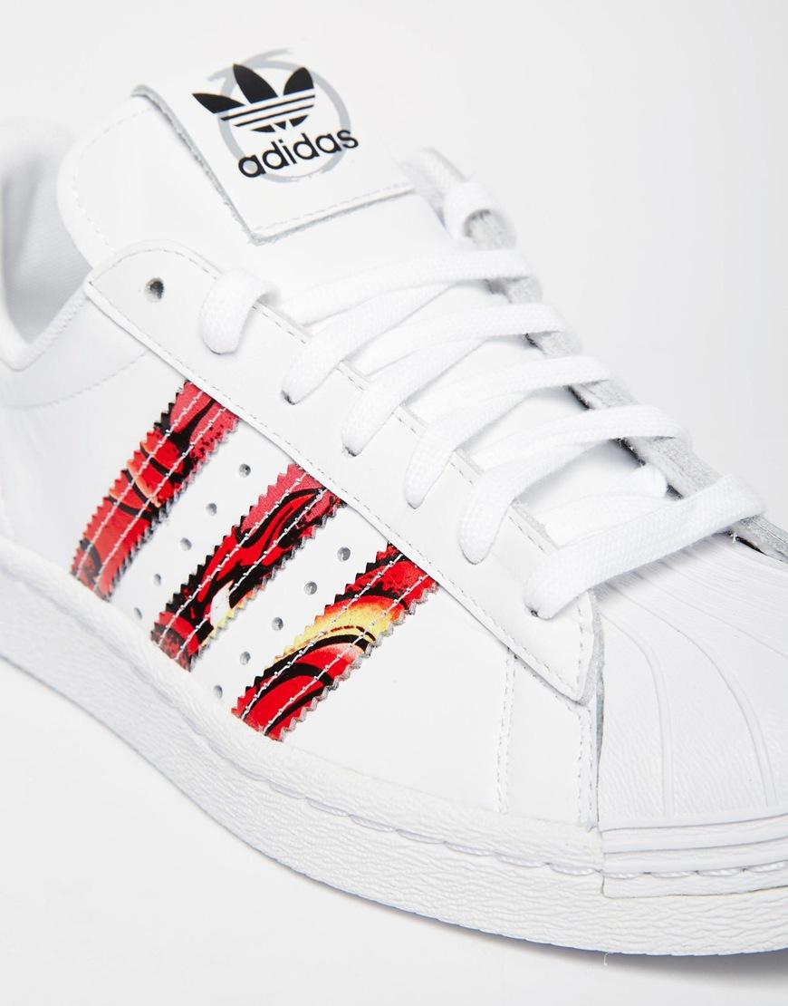 adidas originals originals superstar adidas white floral thQdCrs