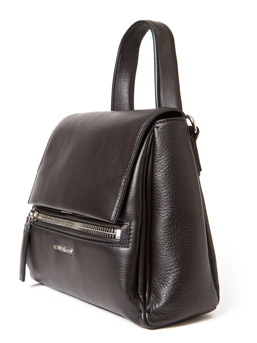 Lyst Givenchy Small Pandora Pure Crossbody Bag In Brown