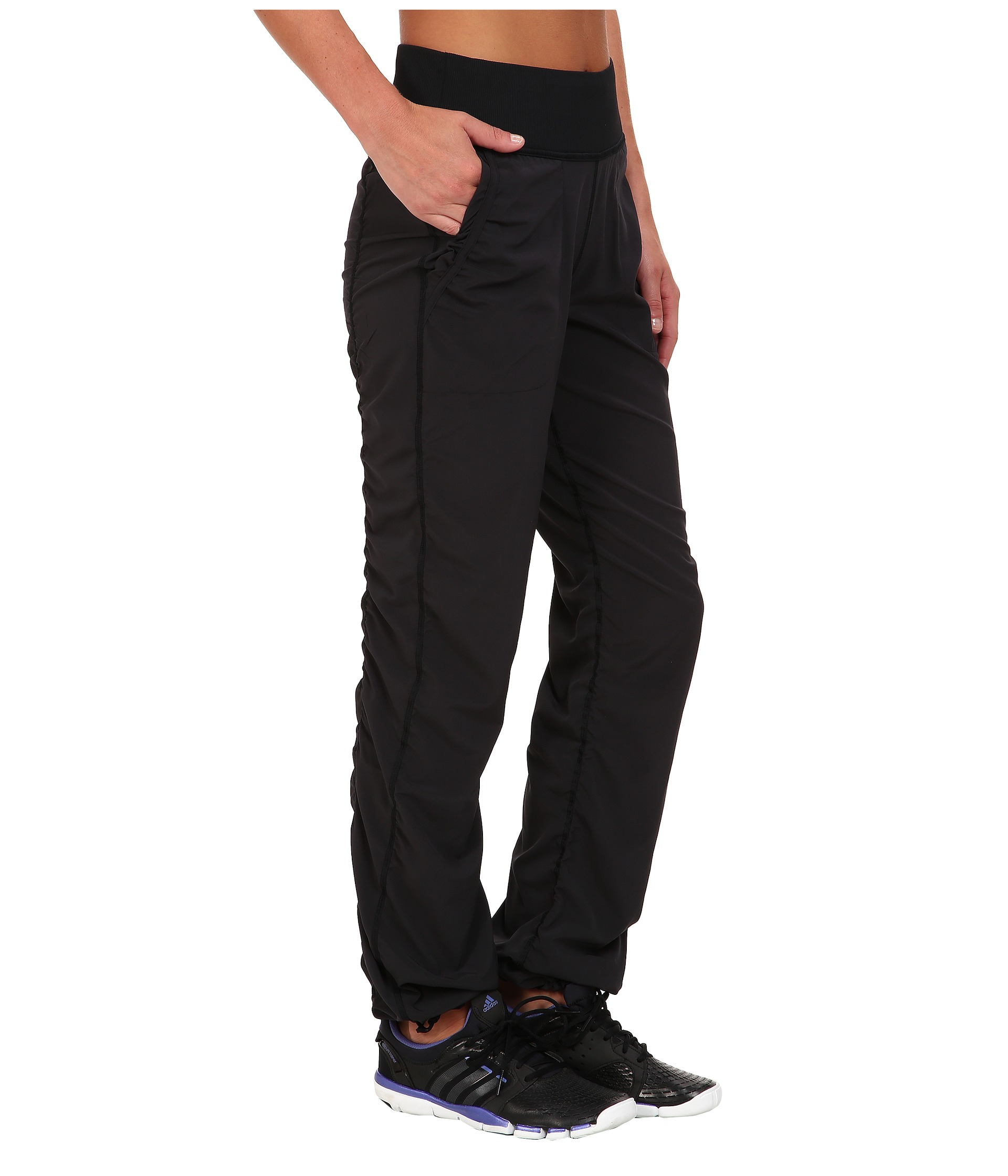 pants pant training welded isaora moving products comforter black in comfort