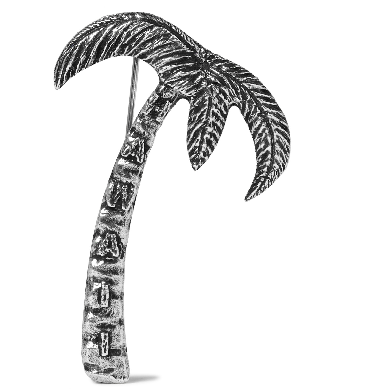 a203d808ac3 Saint Laurent Palm Tree Badge Silver $395 Palm_Tree_Silver ,  Palm_Tree_Silver2 , Palm_Tree_Silver3
