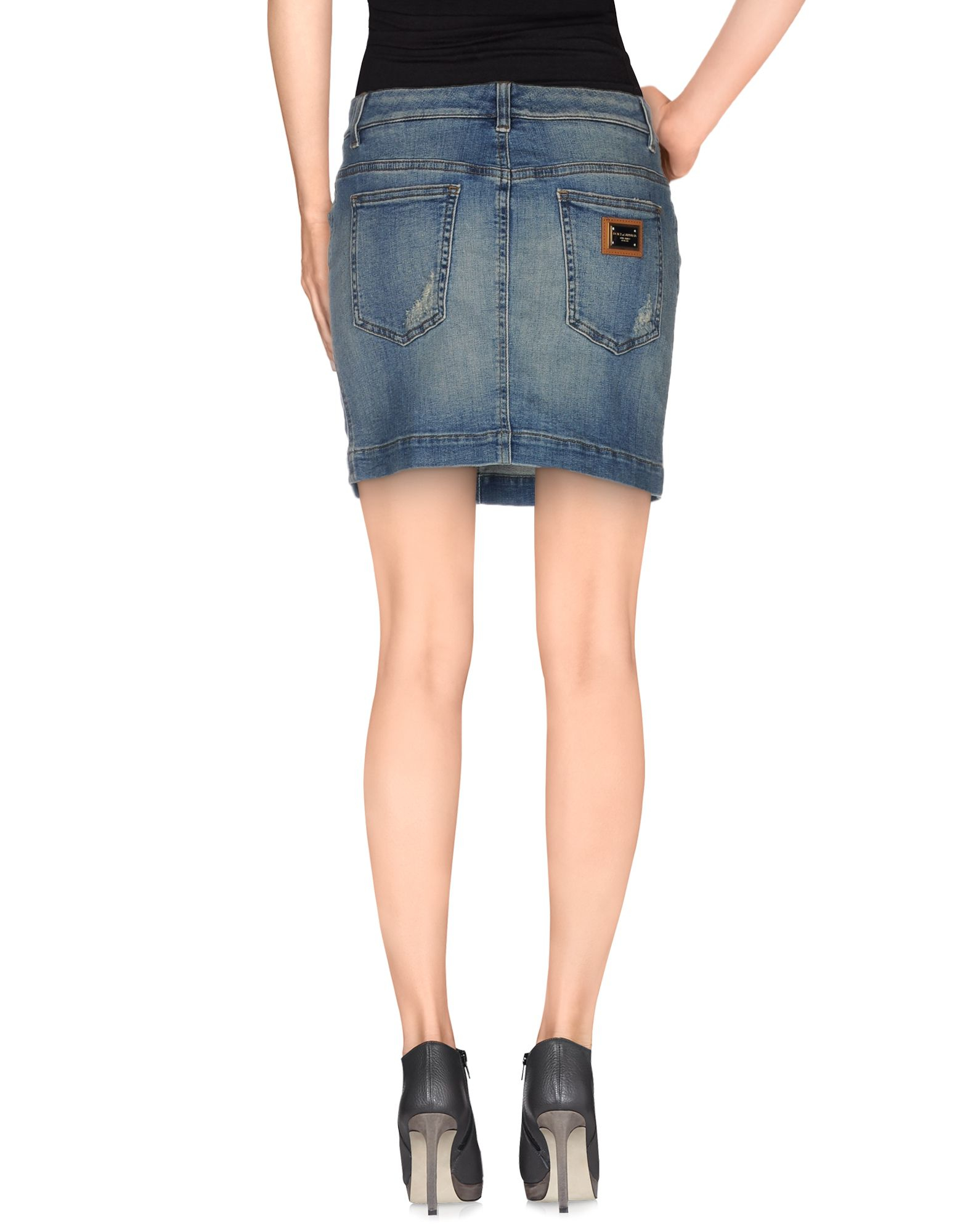 Pick A Best Cheap Online DENIM - Denim skirts Dolce & Gabbana Sale Inexpensive 7PyXsEo
