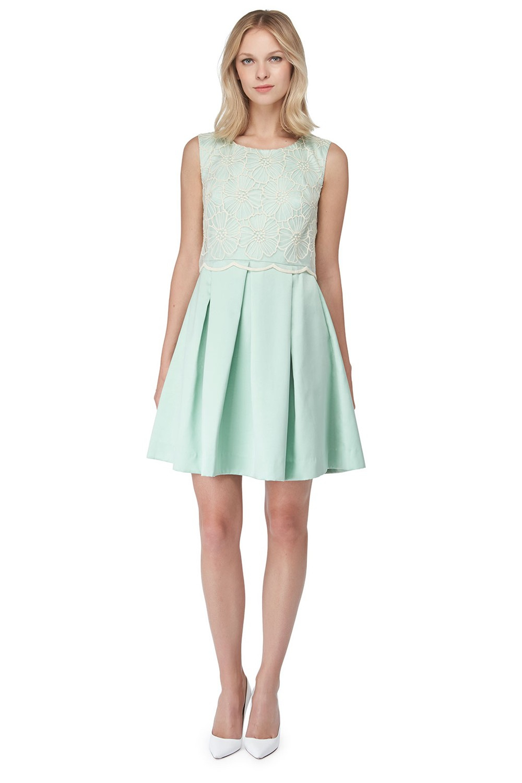 Erin Fetherston Hayley Dress In Green Lyst