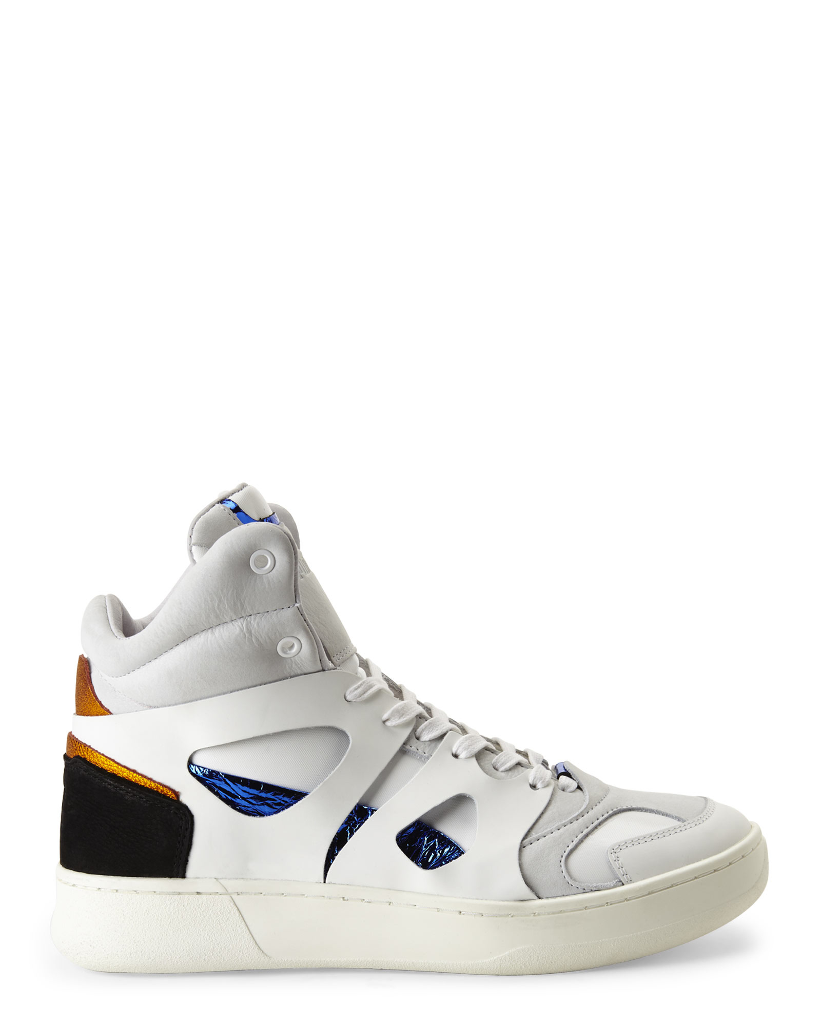 78c6775b7365 Lyst - PUMA X Mcq By Alexander Mcqueen White Mid Move Sneakers for Men