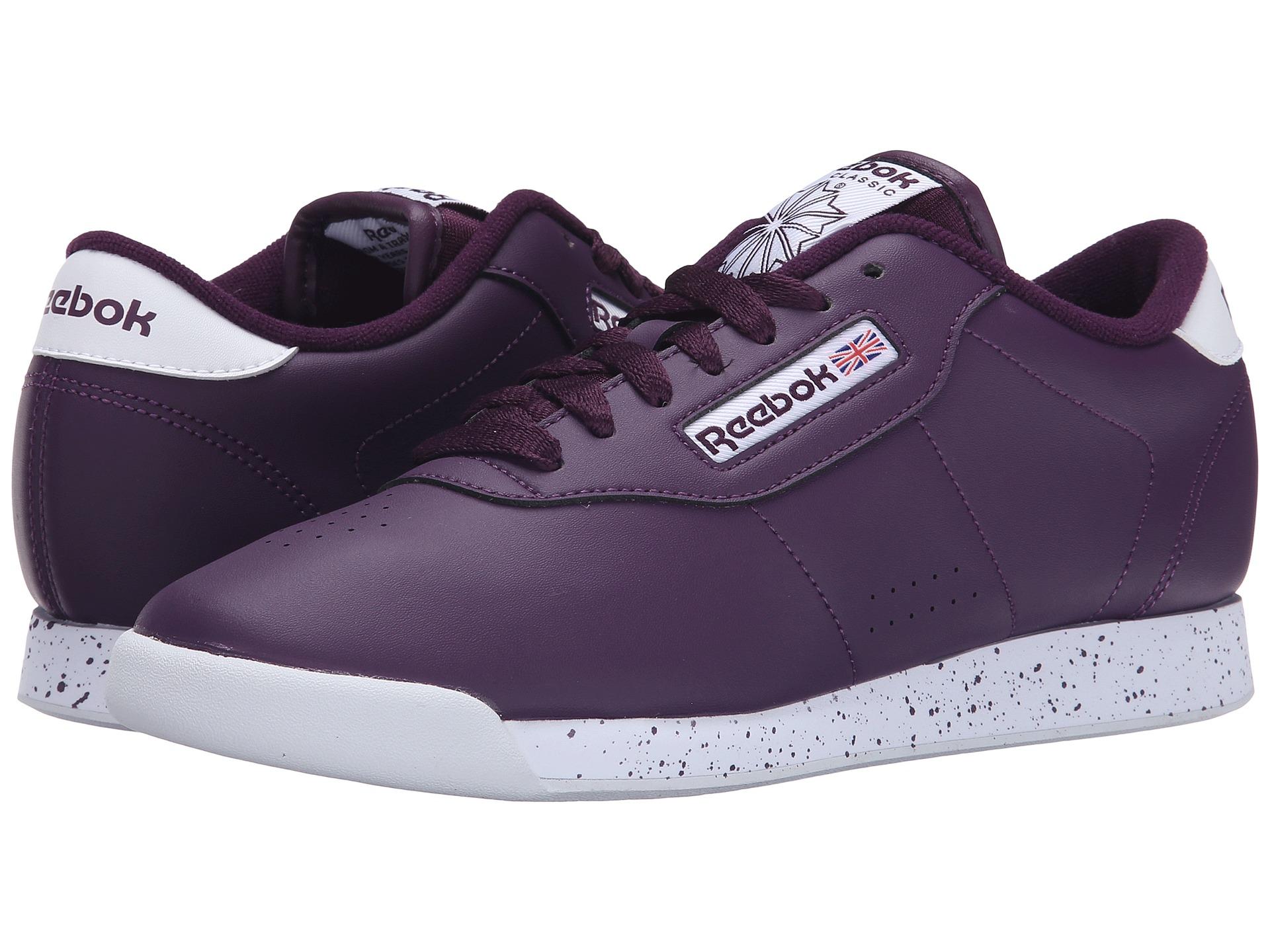 de9c3904b8d Lyst - Reebok Princess Spe in Purple