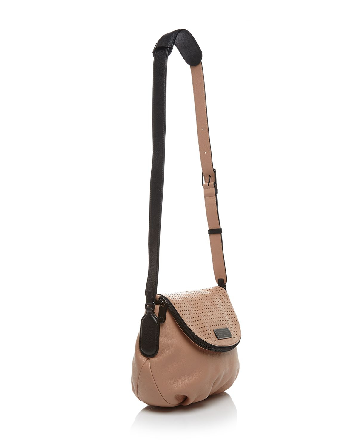 3248ed972e Lyst - Marc By Marc Jacobs Crossbody - New Q Perf Natasha in Natural