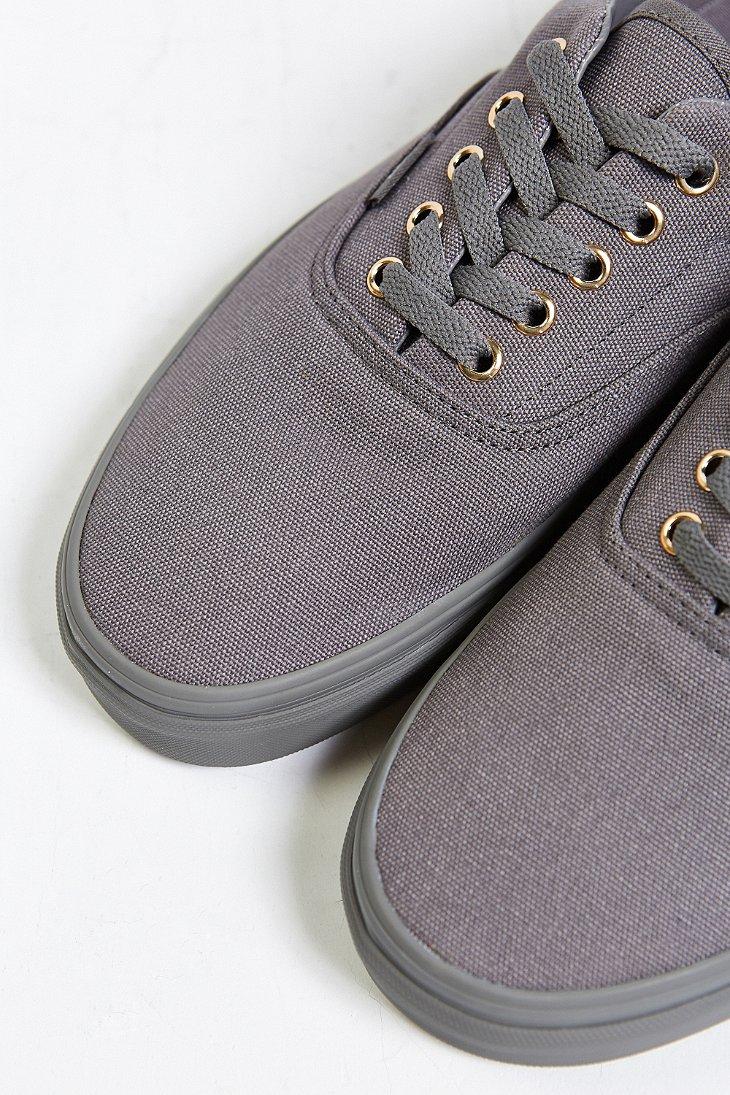vans grey men