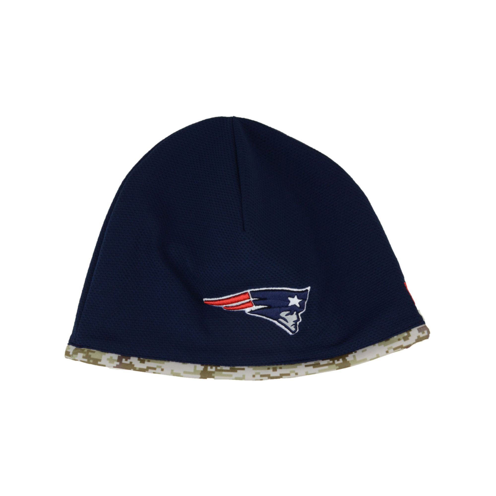 New Era New England Patriots Salute To Service Tech Knit