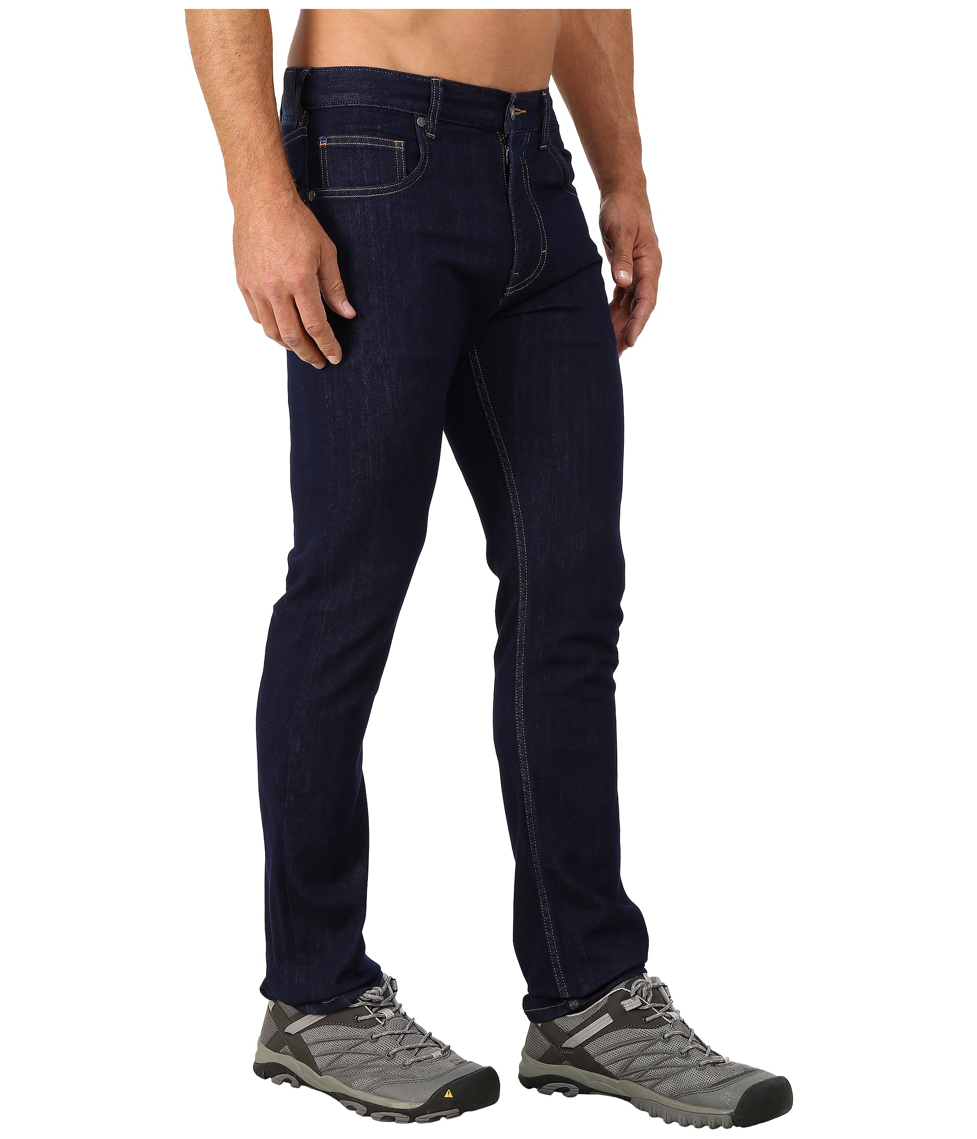 74f4d8ec889d Patagonia Performance Straight Fit Jeans - Long in Blue for Men - Lyst