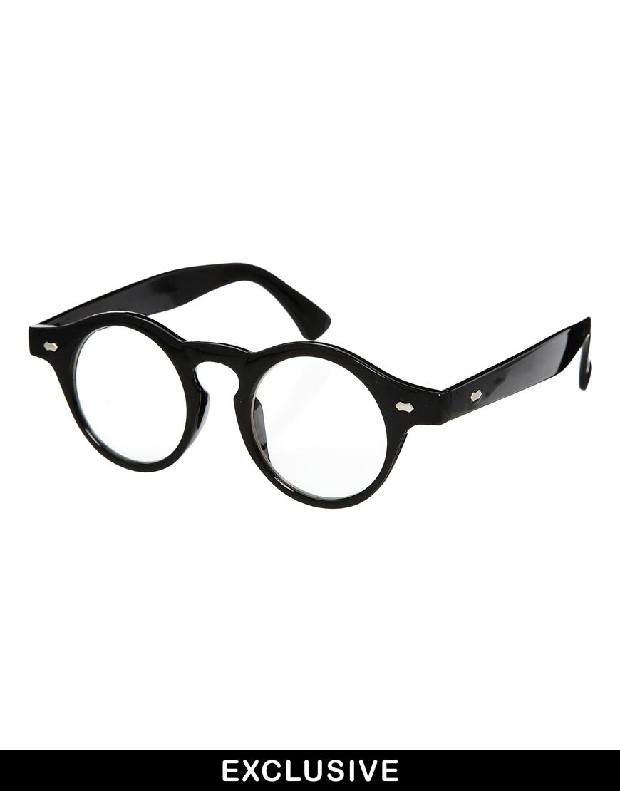Vintage Round Glasses 49