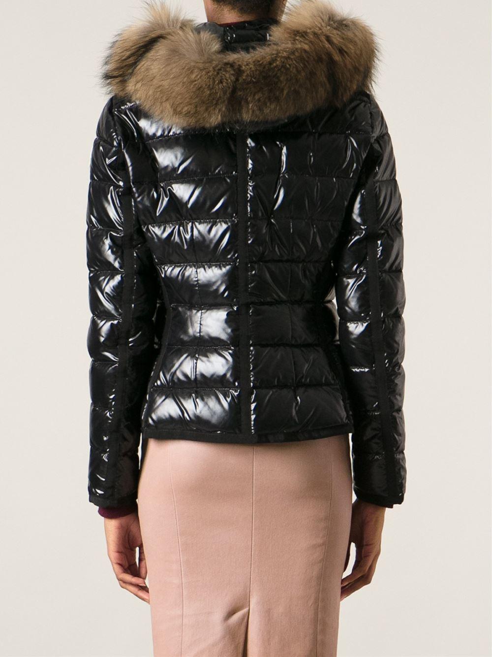 moncler shiny jacket