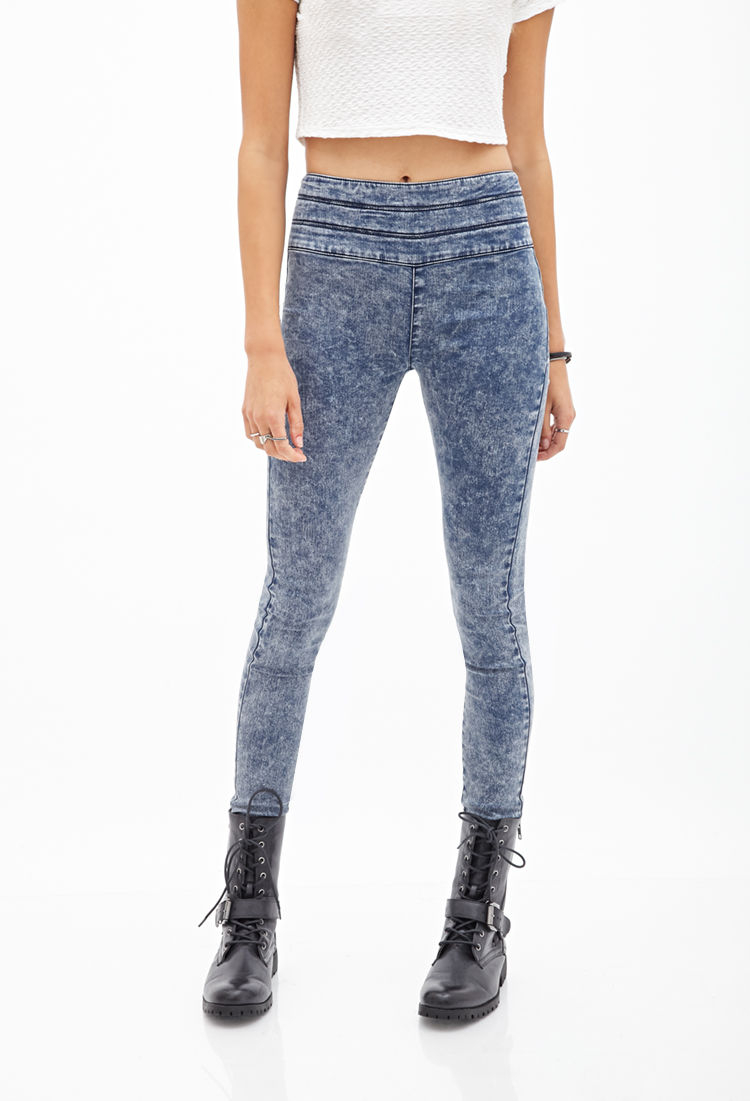 Jeggings forever 21
