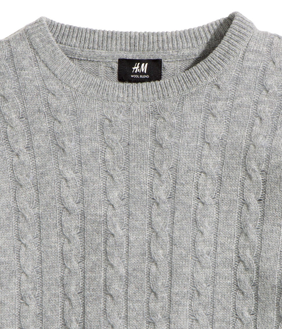 Shop the full range of Men's Sweaters and Sweatshirts from the latest Armani Exchange collection. Grey. MIXED STITCH WOOL-BLEND SWEATER BLAZER $ ‎‎2‎ colors. Black. HOUNDSTOOTH LOGO TURTLENECK $ Grey. MINI CABLE-KNIT YOKE SWEATER $ ‎‎2‎ colors. Black. MIXED STITCH SHAWL COLLAR STRIPE SWEATER $