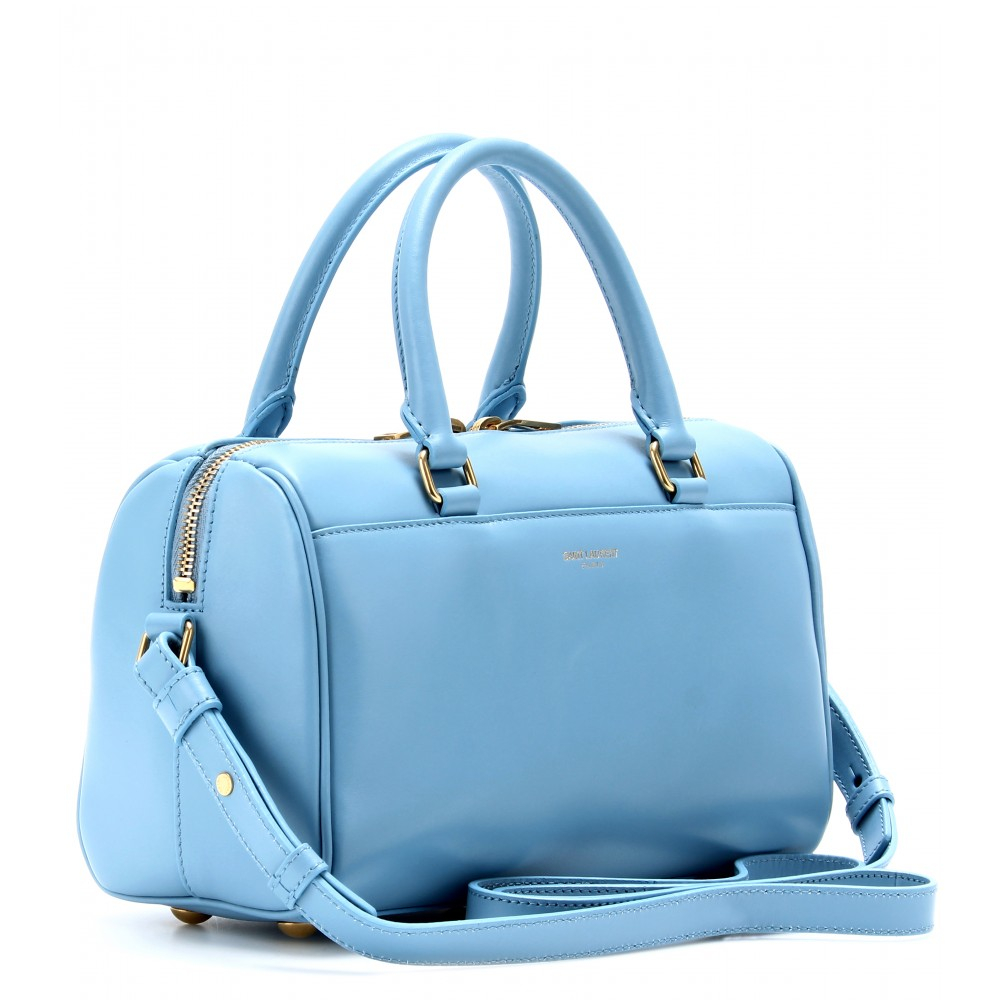 Gallery. Previously sold at  Mytheresa · Women s Bowling Bags Women s Saint  Laurent Duffle ... e7c36098e9