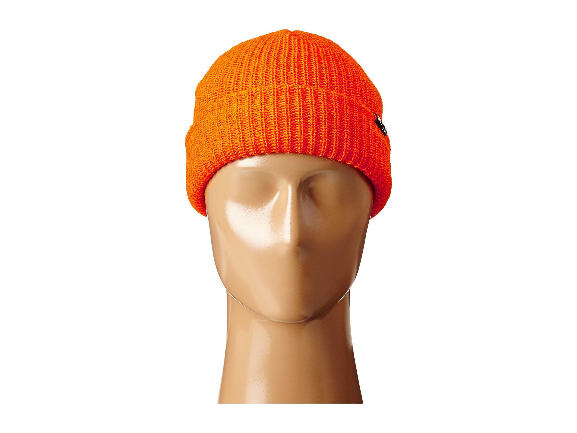 0fabf87328347 Lyst - Huf Usual Beanie in Orange