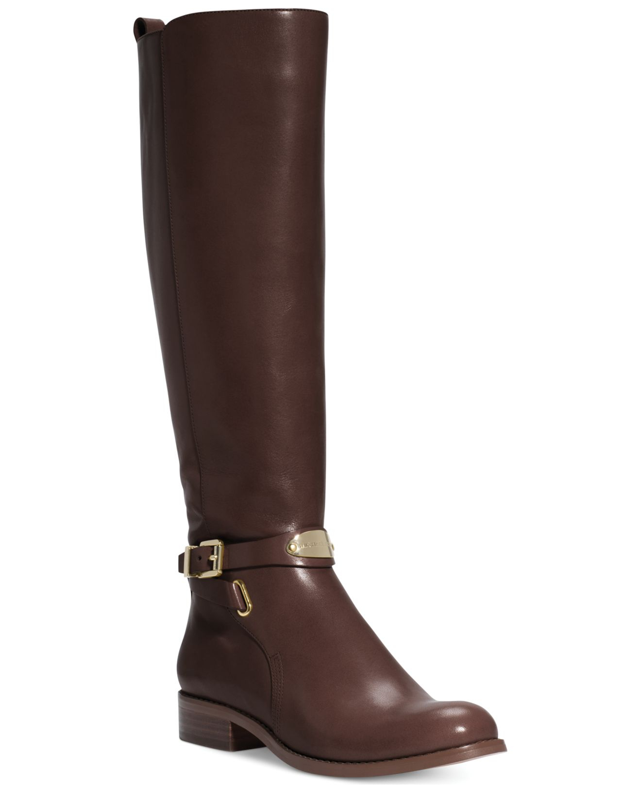 0e3ec051475 Gallery. Previously sold at  Macy s · Women s Riding Boots Women s Michael  Kors Arley ...
