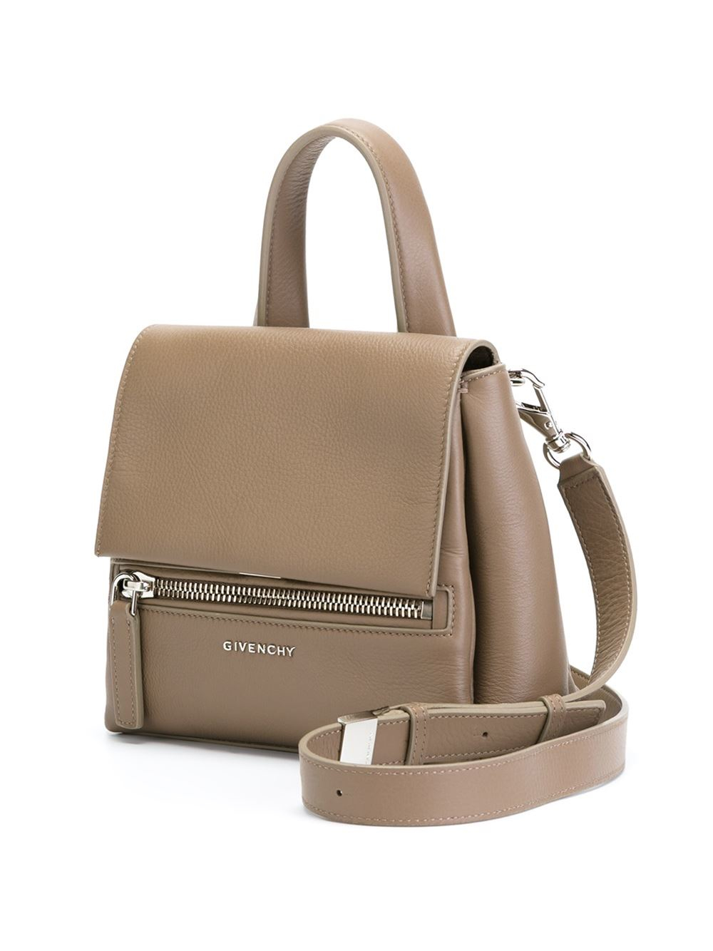 mini Pandora crossbody bag - Nude & Neutrals Givenchy UUUnltu