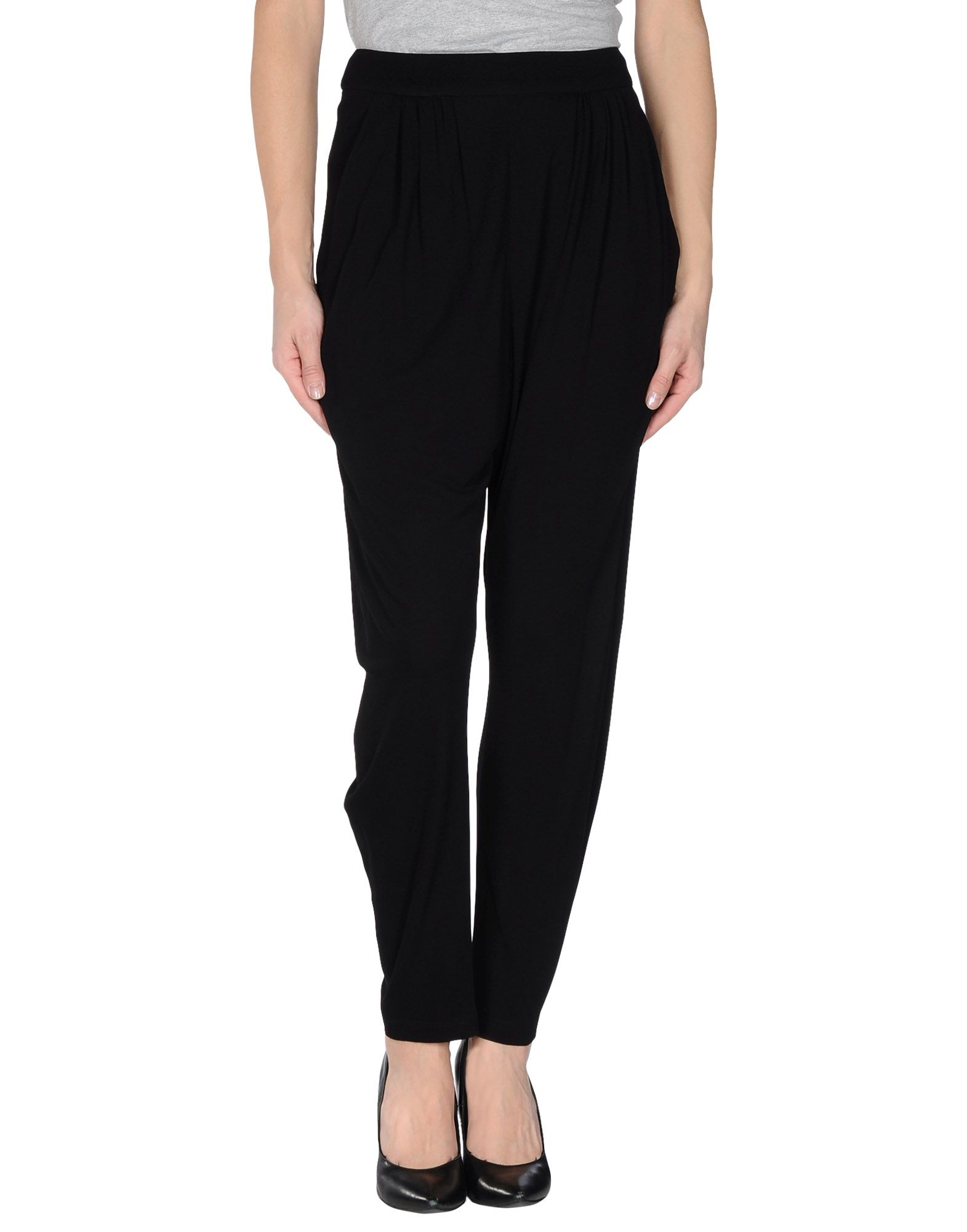 Perfect Vionnet Harem Pants In Black | Lyst