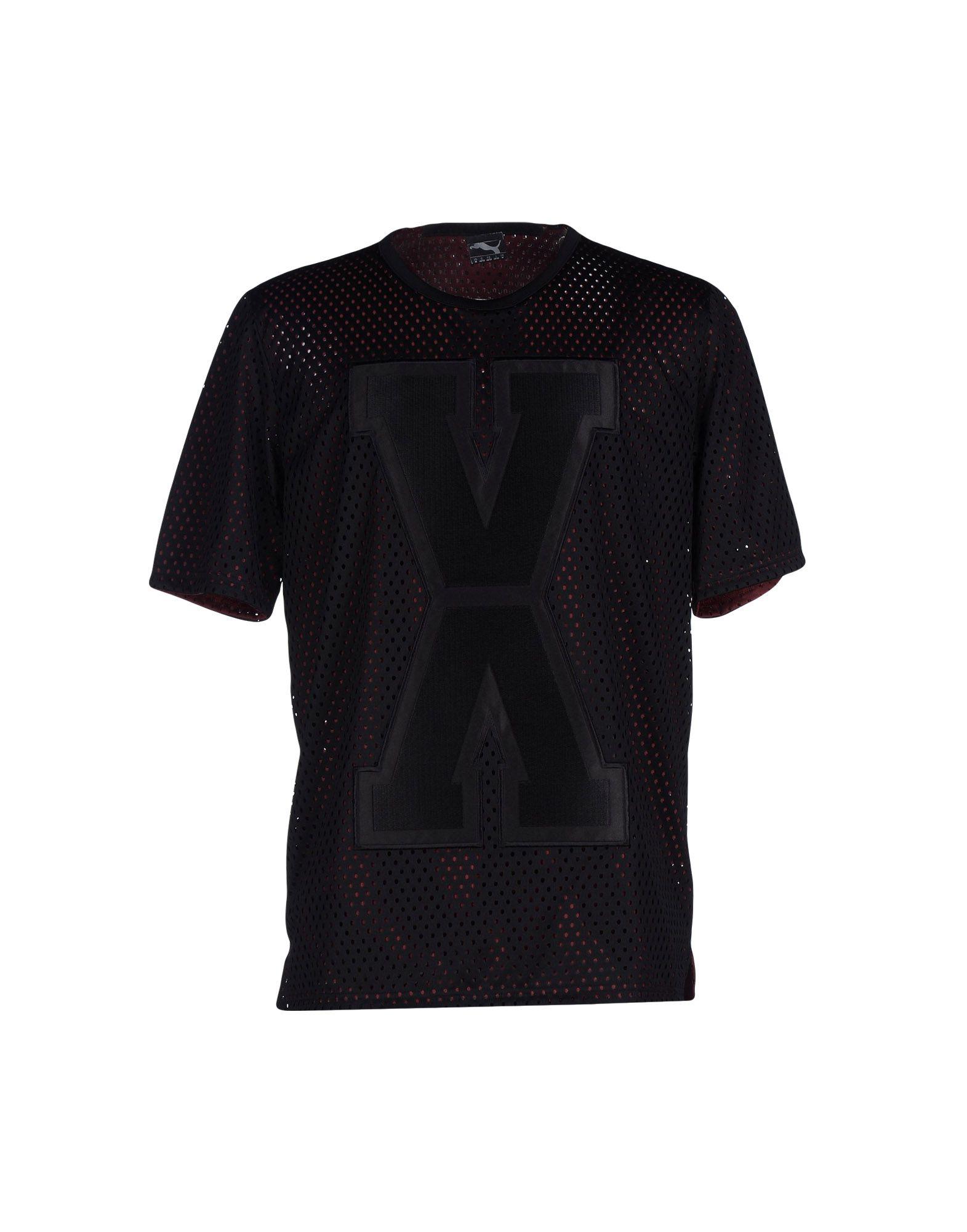 Lyst Puma T Shirt In Black For Men