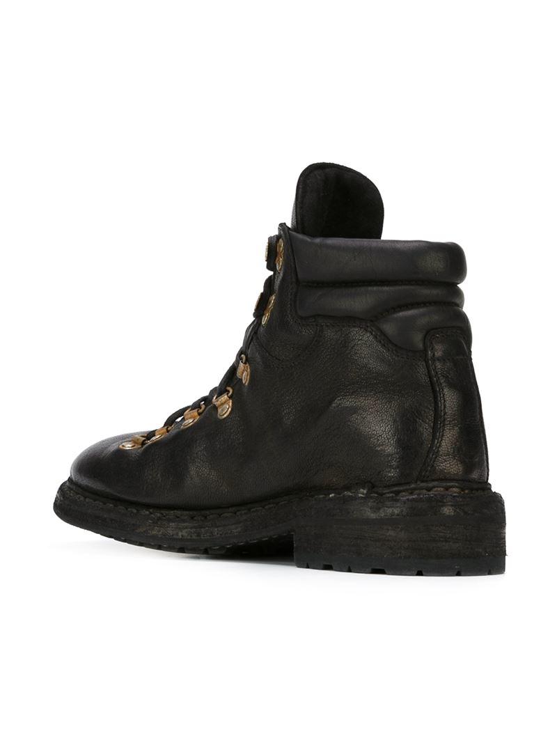 Black Trekking Shoes Australia