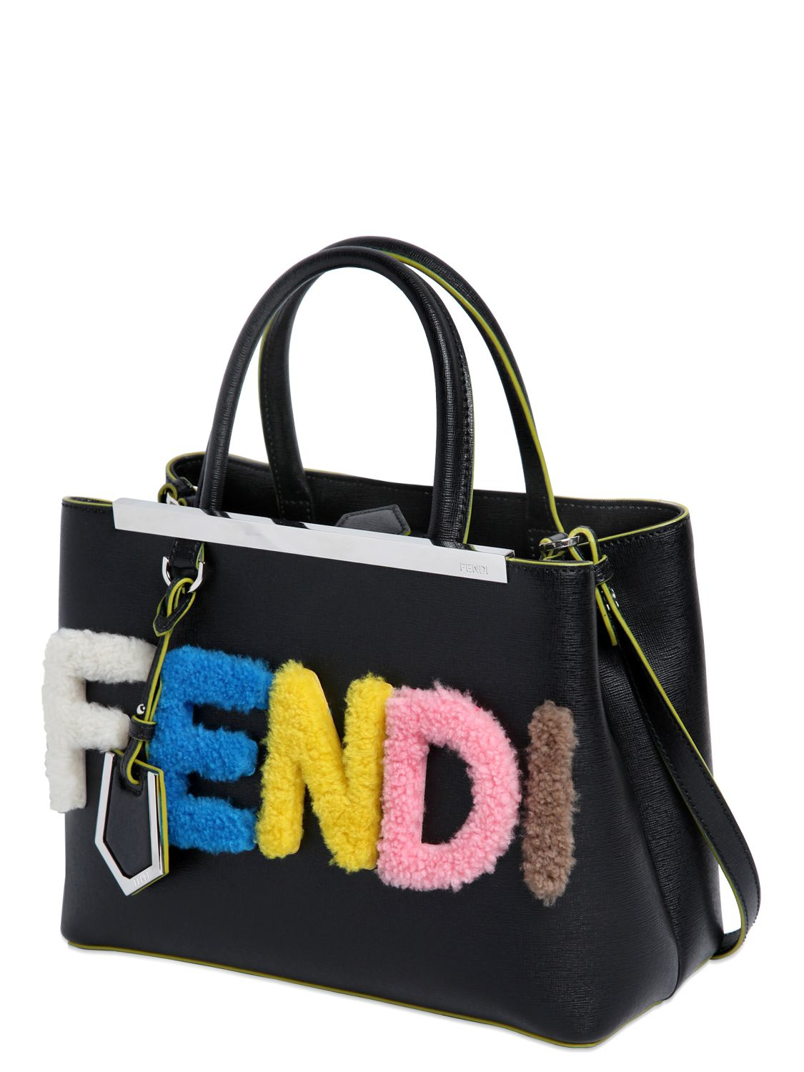Pre-owned - Baguette shearling bag Fendi TgxzacdAkS