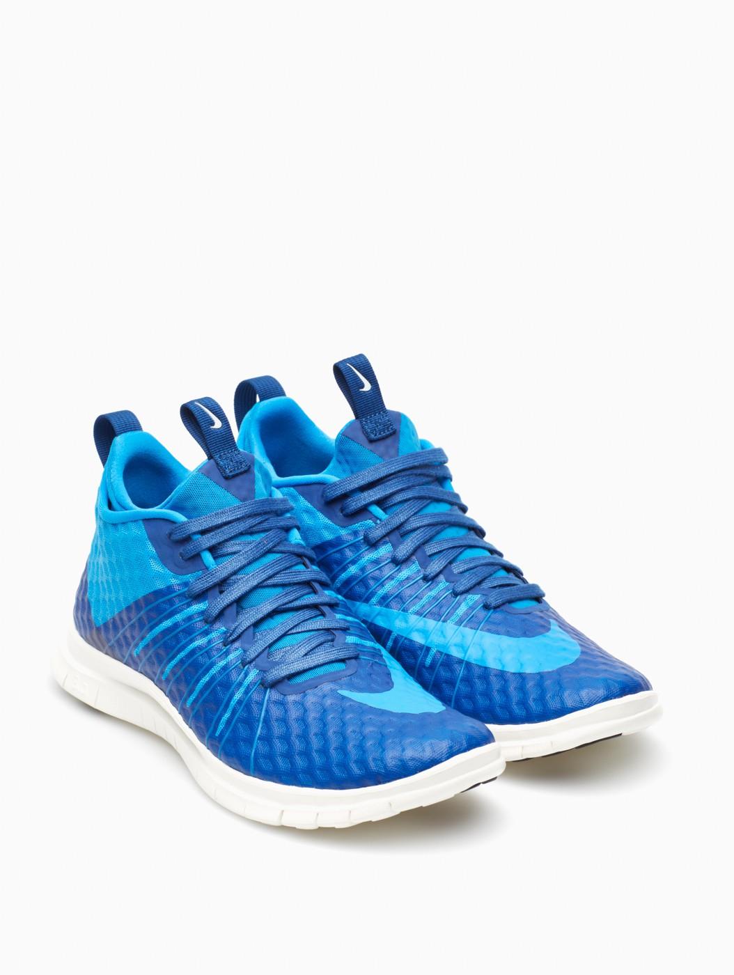Nike Free Hypervenom 2 Fs in Blue for Men | Lyst